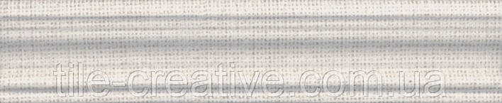Керамічна плитка Бордюр Багет Трокадеро світлий беж 25х5,5х18 BLE003