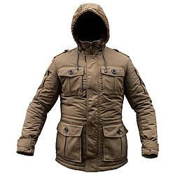 Куртка тактическая зимняя  RAPTOR - 3 COYOTE