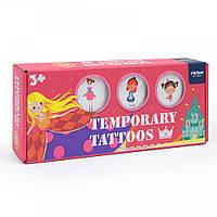 Mideer Набір тимчасових татуювань для дівчинки 57789