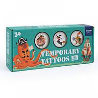 Mideer Набір тимчасових татуювань для хлопчика 57790
