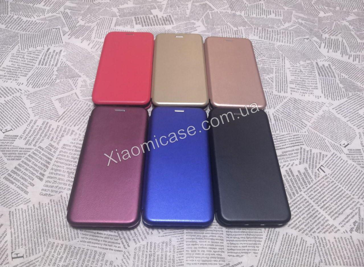 Кожаный чехол-книжка Elegant для Xiaomi Redmi 5 (4 цвета)