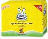 Крем-мыло Ушастый нянь с алоэ, 4х100 г