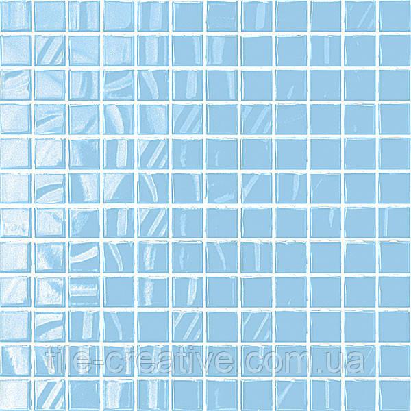 Керамическая плитка Темари светло-голубой 29,8х29,8х3,5 20008