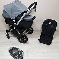 Детская коляска Bugaboo Cameleon 3 Grey Melange Бугабу Камелеон