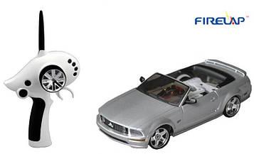 Автомодель р/к 1:28 Firelap IW02M-A Ford Mustang 2WD (сірий)