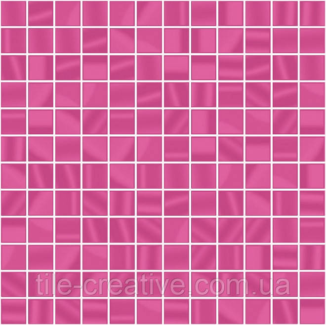 Мозаїка Темарі рожевий темний 29,8х29,8х3,5 20092