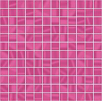 Мозаика Темари розовый темный 29,8х29,8х3,5 20092
