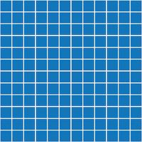 Мозаика Темари ультрамарин матовый 29,8х29,8х3,5 20082