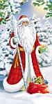 Дед Мороз и все, что с ним связано