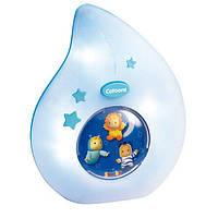 Ночник Cotoons Спокойной ночи (голубой цвет), Smoby Toys (110101-1)