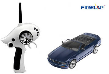 Автомодель р/к 1:28 Firelap IW02M-A Ford Mustang 2WD (синій)