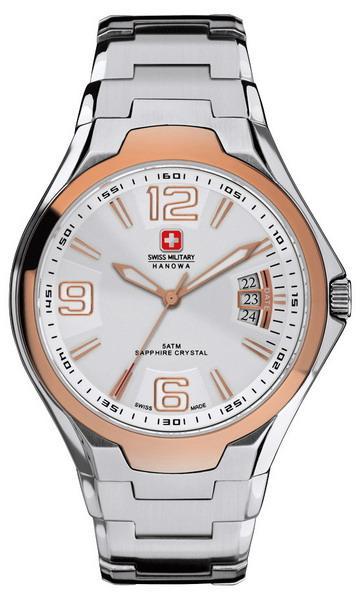 Мужские часы Swiss Military  06-5167.7.04.001.09