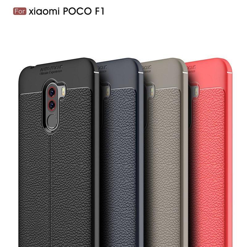 Стильный TPU чехол Tiger для Xiaomi (Ксиоми) Pocophone F1