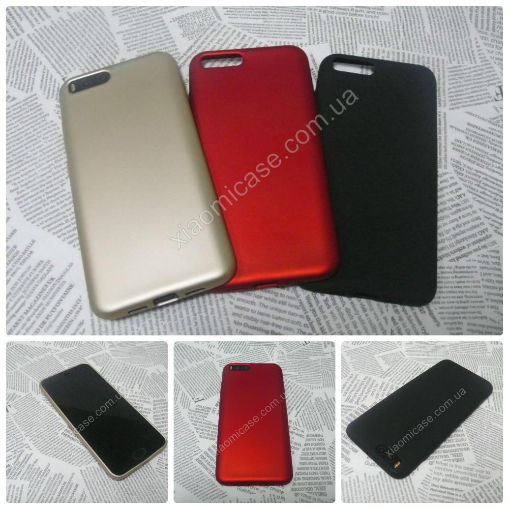 TPU Soft-touch чехол Rock накладка бампер для Xiaomi (Ксиоми) Mi5 (3 цвета)