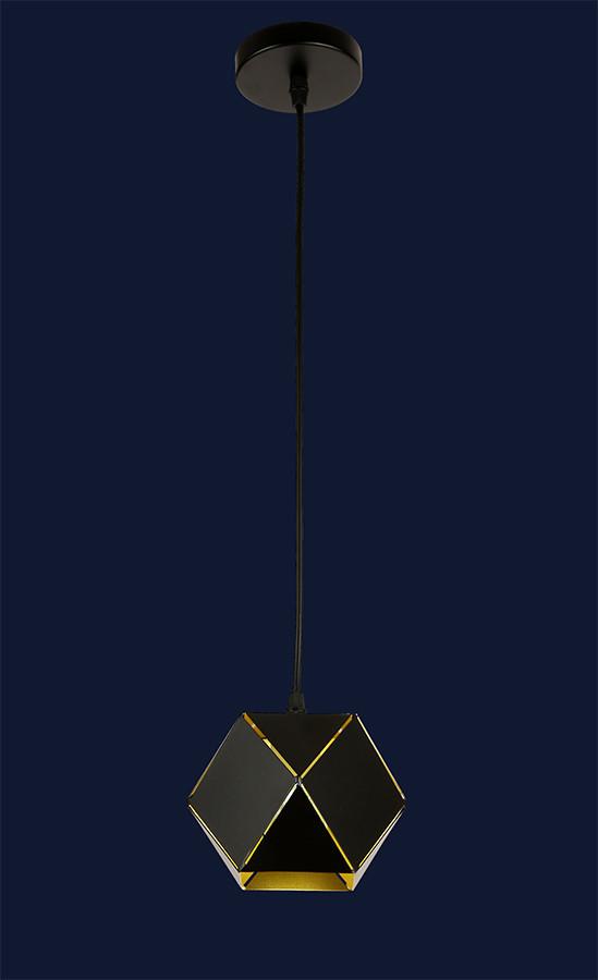 Подвесной металический светильник&7526686-1 BK