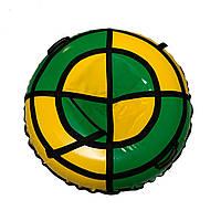 Тюбинг Snowshot Зелено-Желтый (sngrye)