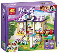 """Конструктор Bela 10558 """"Friends - Детский сад для щенков"""" (аналог Лего), 290 дет"""