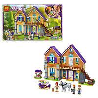"""Конструктор Lele 37112 (Аналог Lego Friends 41369) """"Домик Мии"""" 805 деталей"""