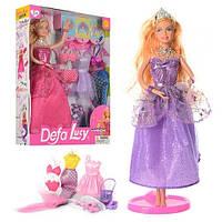 "Кукла Барби ""Defa Lucy"", с нарядами"