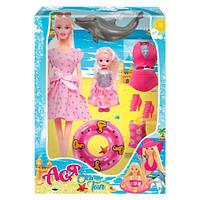 """Кукла Барби """"Морские приключения"""" (с ребенком, аксессуарами и дельфином) Ася"""