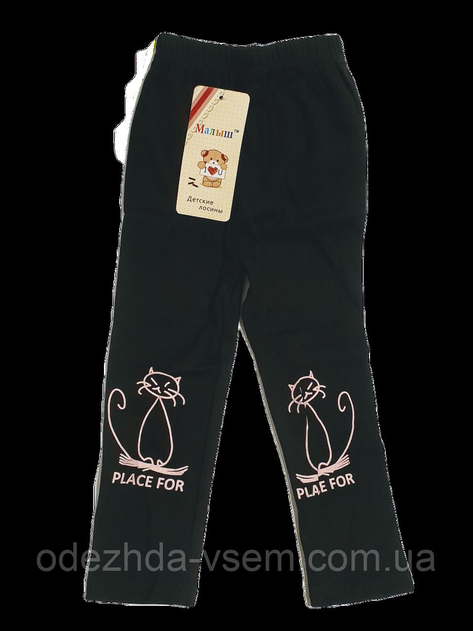 Дитячі штанці Котики