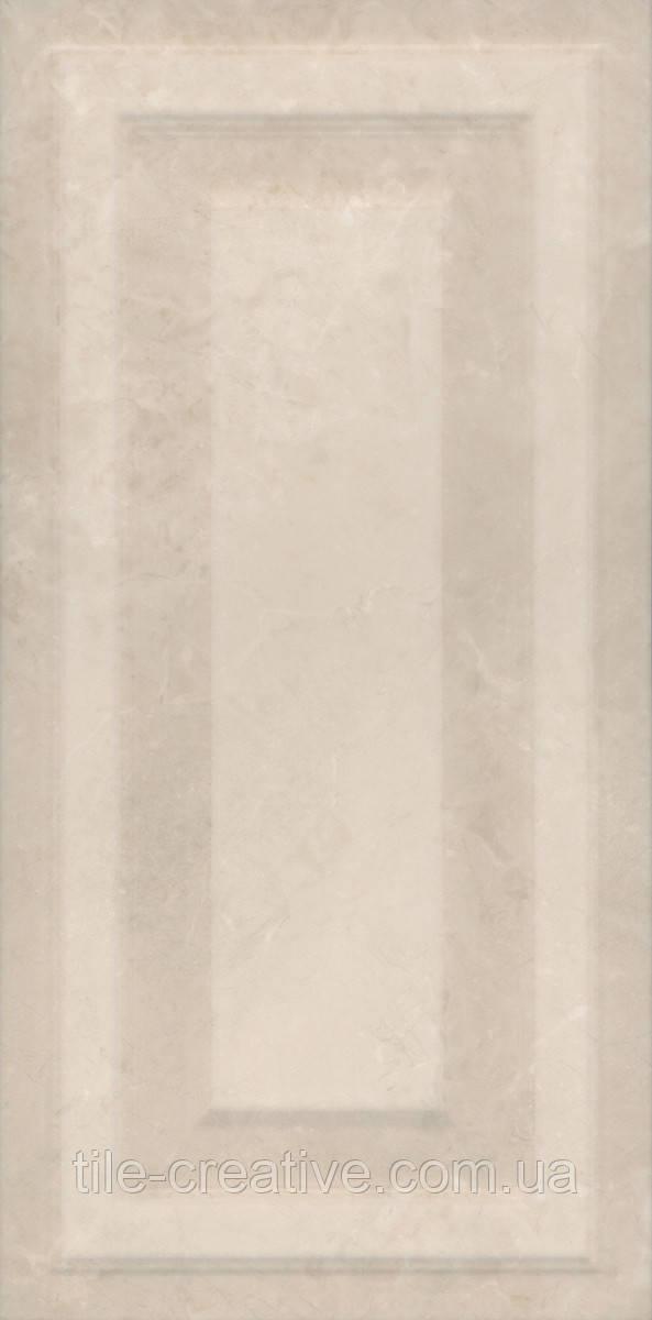 Керамическая плитка Версаль беж панель обрезной 30х60х10,5 11130R