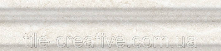 Керамическая плитка Бордюр Багет Олимпия беж светлый 20х5х19 BLB031