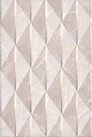 Керамическая плитка Баккара структура 20х30х7,7 8300
