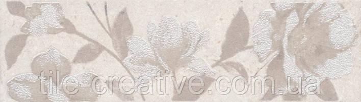 Керамическая плитка Бордюр Лютеция 20х5,7х6,9 STG\A636\8306