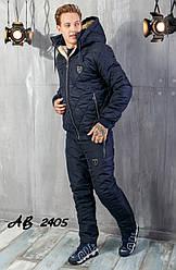 Чоловіча лижний костюм спортивний теплий на овчині в стилі ФилиппРа Плей розміри 48 50 52 54 Новинка є кольори