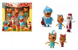 """Игровой набор """"Три Кота: Новогодний"""""""