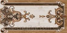 Керамический гранит Гранд Вуд декорированный обрезной 80х160х11 DD570600R