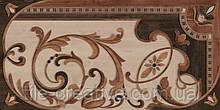 Керамический гранит Гранд Вуд декорированный правый обрезной 80х160х11 DD570800R