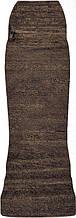 Керамический гранит Угол внешний Гранд Вуд коричневый тёмный8х2,9х1,4 DD7501\AGE