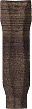 Керамический гранит Угол внутренний Гранд Вуд коричневый тёмный 8х2,4х1,3 DD7501\AGI