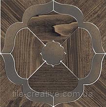 Керамический гранит Декор Гранд Вуд наборный 19,6х19,6х11 ID84