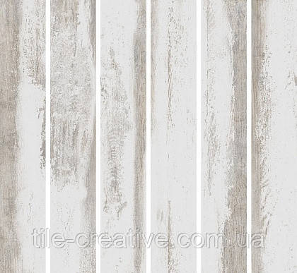 Керамічний граніт Колор Вуд білий обрезной13х80х11 DD732200R