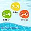 Трусики-підгузники для плавання Huggies Little Swimmers 5-6 (12-18 кг), 11 шт., фото 6