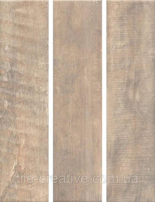 Керамічний граніт Браш Вуд беж 9,9х40,2х8 SG401100N