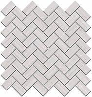 Керамическая плитка Декор Грасси светлый мозаичный 31,5х30х11 190\001