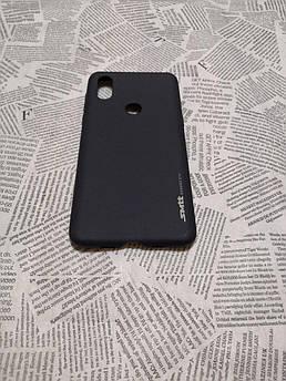 TPU чехол Smitt накладка бампер для Xiaomi (Ксиоми) Mi Mix 3