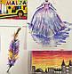 Волшебные фломастеры меняющие цвет MALINOS Malzauber 12 (10+2) шт, фото 9