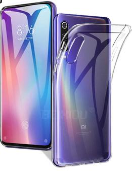 Ультратонкий 0,3 мм чехол для Xiaomi (Ксиоми) Mi 9 Se прозрачный