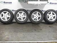 Диск титан R-14 (комплект) Dacia LOGAN 2005-2012 (Дачя Логан), KBA 43003