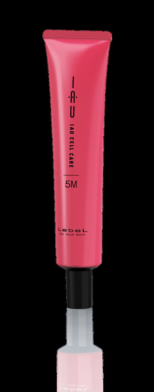 Крем-концентрат для увлажнения волос Lebel IAU Cell Care 5m 40мл