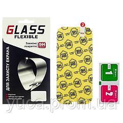 Защитная плёнка на стекло для SAMSUNG Galaxy Note 8 Fullcover полиуретановая (TPU)