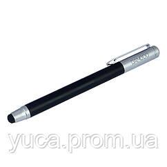 Стилус ёмкостный Bamboo , алюминиевый, чёрный