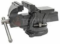 Тиски слесарные 125mm