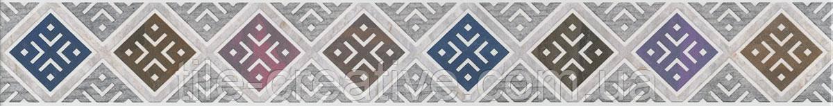 Керамическая плитка Бордюр Линьяно 50х6,3х8 ALD\A38\7071T