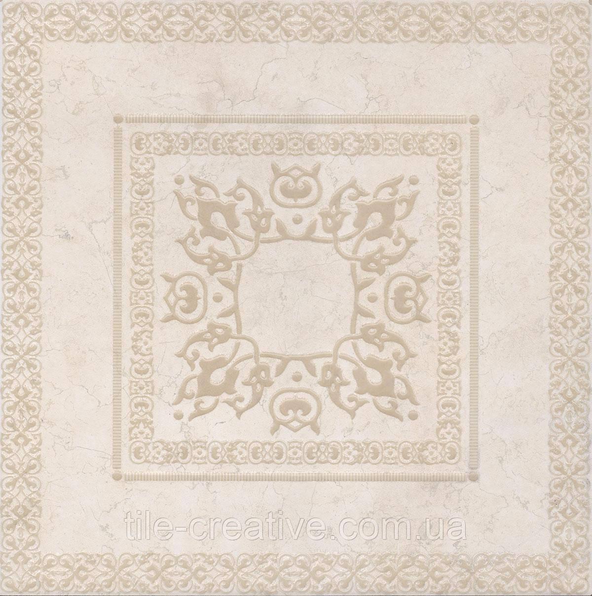 Керамическая плитка Декор Резиденция обрезной 50,2х50,2х9,5 AD\A328\SG4539